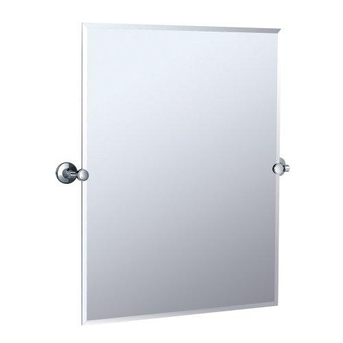 Gatco 4849S Max Tilting Wall Mirror, (Tilting Wall Mirror)
