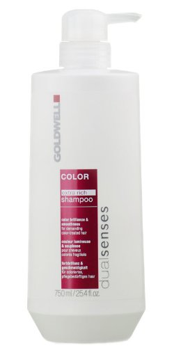 Goldwell Dualsenses Color Extra Rich Shampoo for Unisex, 25.4 ()