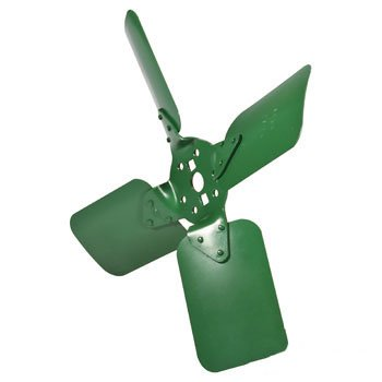 John Deere Tractor 720, 730 4 Blade Fan Part No: A-AF1119R, AF825R by AI Products