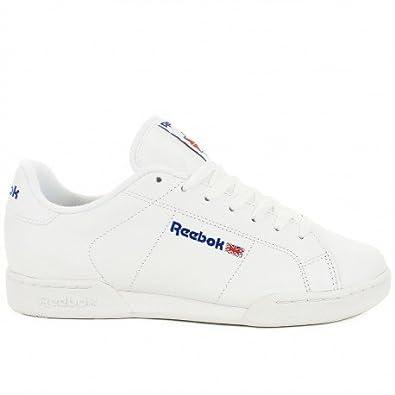 8a34ca7c9eb Reebok Basket NPC II Blanche  Amazon.fr  Chaussures et Sacs