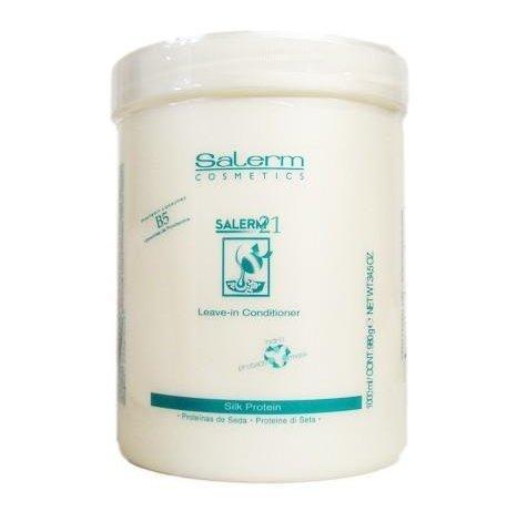SALERM Mascarilla Proteinas de Seda Sin Aclarado Salerm 21 1000 ml