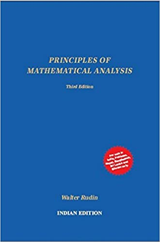 Principles Of Mathematical Analysis Download Pdf