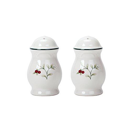 Pfaltzgraff Winterberry Stoneware Salt-and-Pepper Set - 109-025-00