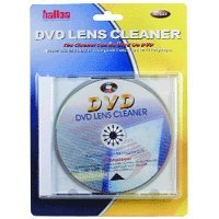 DVD Laser Lens Cleaner in Blister Pack - Distributed by NAC Wire and Cables by PIMG