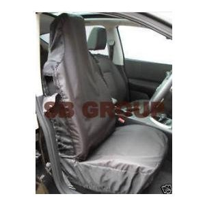 Chevrolet Orlando Housses de siè ge auto  –   Impermé able Noir  –   2  Fronts uniquement SB Car Seat Covers LTD