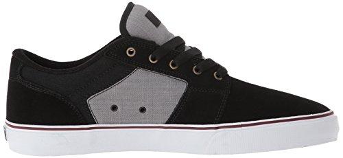 Da Ls Black silver Barge Etnies Uomo 468 dark Scarpe 4101000351 Grey Skateboard qCXqpwT