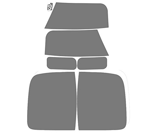 05 f150 smoked headlight covers - 9