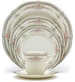 Noritake Rothschild - 50 piece set, service for eight