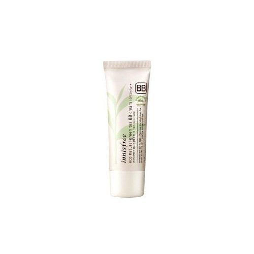 Eco Bb - Innisfree Eco Natural Green Tea BB Cream SPF25/PA++ #2 Natural Beige (50ml)