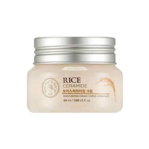 The Face Shop Rice&Ceramide Moisturizing Cream, 50 ml