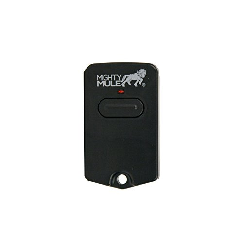 Mighty Mule Single Button Gate Opener Remote (FM135) (Best Electric Gate System)