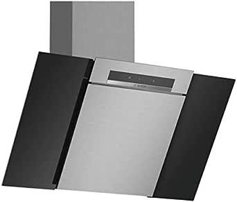 Bosch Serie 4 DWK87BM60 - Campana (400 m³/h, Canalizado/Recirculación, A, A, D, 58 dB): 419.24: Amazon.es: Grandes electrodomésticos