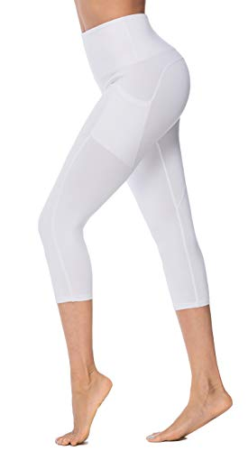3f953664807 OVESPORT Women s Workout Leggings with Pockets High Waist Active Yoga Pants  for Running Sports Fitness Gym