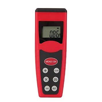 Casinò e attrezzature Giochi e giocattoli HDCooL Ultrasonic Measures Distance Meter Measurer Pointer Range Finder CP3000