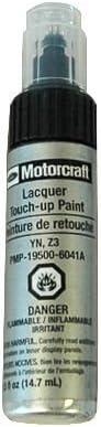 Ford Motorcraft Moondust Silver Touch Up Paint Scratch Fix Brush TY YN Z3 OEM