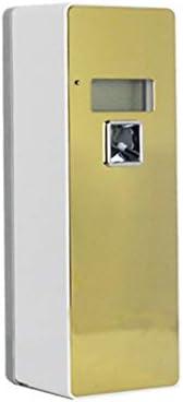 HDLWIS Air Freshener Dispenser, Automatic Parfüm Spray Maschine Automatische Aerosol Dispenser Wand montiert Hotel Toilette Aerosol Parfüm Dispenser Air,Black