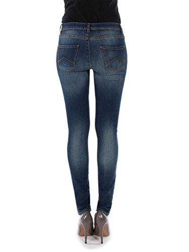 Xs Jeggings Denim Mujer Para Carrera Extensible Jeans Tejido Estilo Es 5qwXxzx