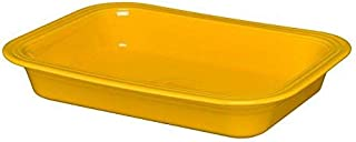 "product image for Homer Laughlin 9"" x 13"" Rectangle Baker, Daffodil"