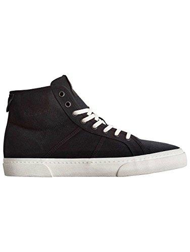 Globe Men's Los Angered Ii Slouch Boots Black (Black / Off White 0) D2HvL