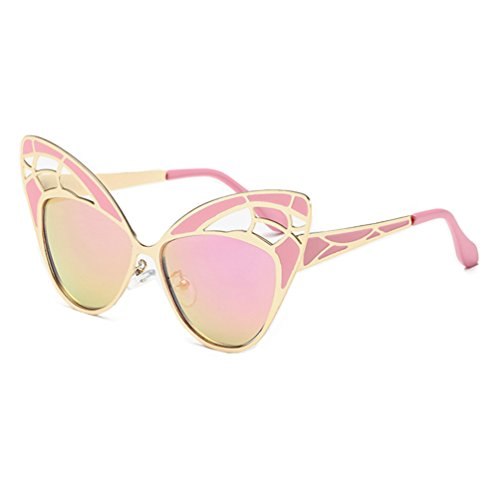 Tansle Cute Cat Eye Sunglasses Butterfly Sunglasses Merry Christmas Gift For - Butterfly Glasses