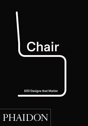 Price comparison product image Chair: 500 Designs That Matter