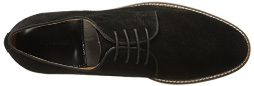 Zanzara Men's Zanzara Oxford Black Men's Delacroix 7fRz4dRq