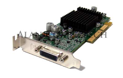 Low Profile Agp Card - HP ATi Fire GL T2 64MB AGP Low Profile Card 339190-001 Short Bracket Graphics Card