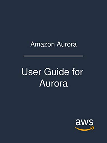 This is the official Amazon Web Services (AWS) documentation for Amazon Aurora (Aurora). Aurora is a fully managed relational database engine thats compatible with MySQL and PostgreSQL. Aurora is part of the managed database service Amazon Relational...
