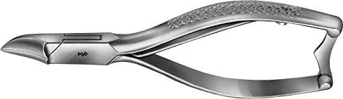 Aesculap HF213R Nail Cutter, Concave Cutting Edge, 5-1/4, OR Grade