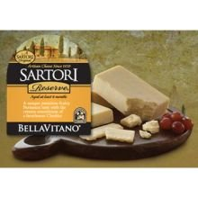 Bellavitano Cuts Cheese, 1 Pound -- 10 per case. by Sartori