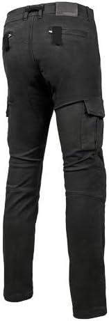 Jeans Harbour Cargo Homme Noir Taille 54