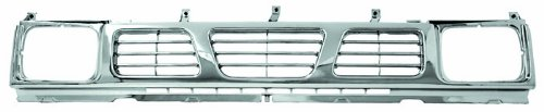 IPCW CWG-DS3007H0C Nissan Pickup Chrome Grille