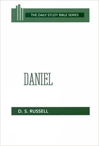 Daniel (DSB-OT) (Daily Study Bible)