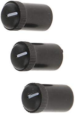カースピーカーノブ 16195412 Gm適用 プラスチック製 15x8mm