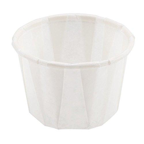 SOLO Paper Medicine Cups - 1 oz., Box of 250
