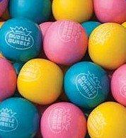 Dubble Bubble Cotton Candy 24mm Gumballs 1 Inch,