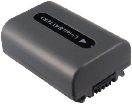 DCR-SR62 GAXI Battery for Sony DCR-SR100 DCR-SR68 Replacement for Sony Camera Battery DCR-SR300 DCR-SR60