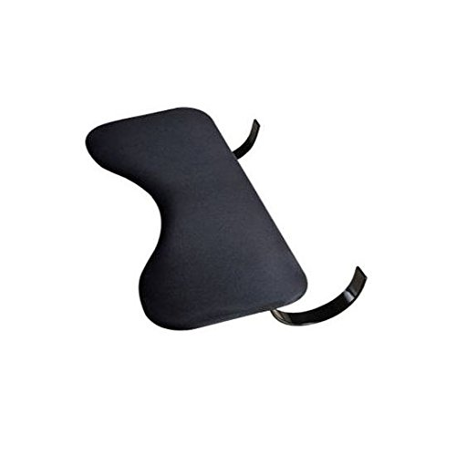 Neutral Posture 160241 model 1 Forearm Support with Hooks, Black by Neutral Posture