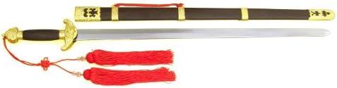尾形刀剣 唐人剣 CN-4 乾隆剣 金色金具