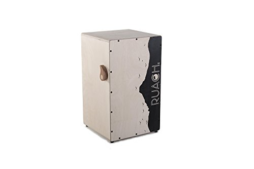 Ruach Hand Made Percussion Wooden Sit on Switch Cajon by Ruach Music