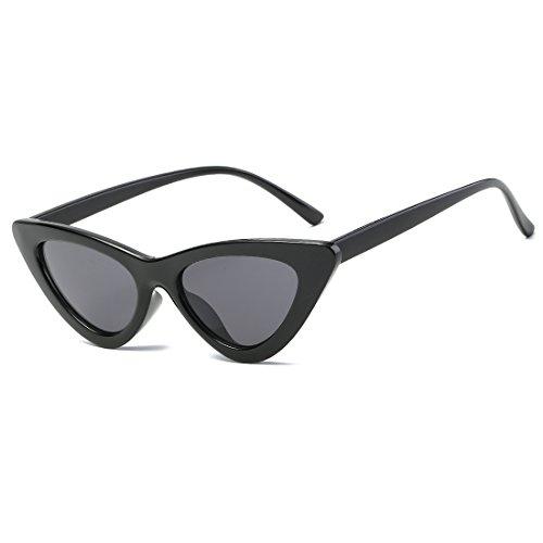 Kimorn Clout Goggles Sunglasses Women Metal Hinges Cat Eye Kurt Cobain Sun Glasses AE0566 - For Women 1 Sunglasses