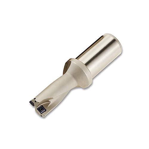 Herramienta de torno CNC tipo U para inserci/ón de carburo SPMG 060204 1P C25-2D20 SP06