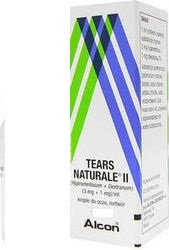 Tears Natural monodose 30 doses Mild care for your Eyes