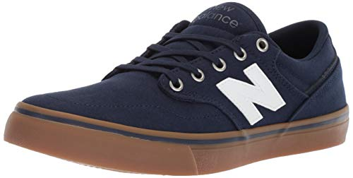 New Balance Men's 331v1 All Coast Skate Shoe, Navy/Gum, 9 D US