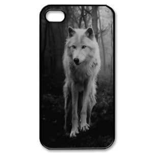 TYH - Hot Wolf Case for Iphone 6 plus 5.5 -IPhone 4-PC00198 phone case