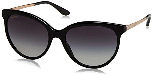 Black BV8161B Gradient Sonnenbrille Bvlgari Negro qzavnp
