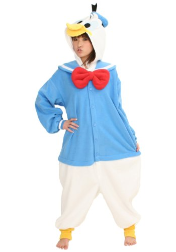 Donald Duck Kigurumi (Adults) (Donald Duck Halloween Costume)