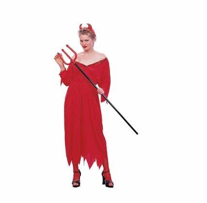 Devilina Costumes (Deluxe Devilina Costume)