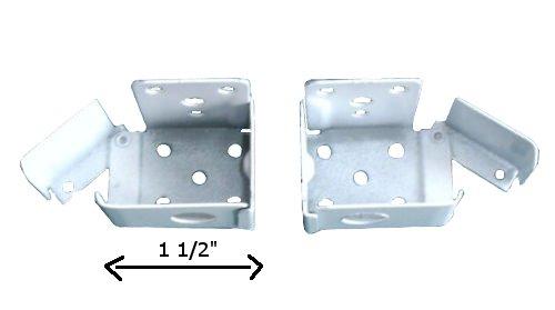 mini blind mounting bracket - 1