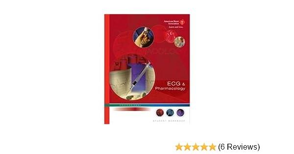 Amazon ecg pharmacology student workbook 9780874935387 aha amazon ecg pharmacology student workbook 9780874935387 aha books fandeluxe Image collections